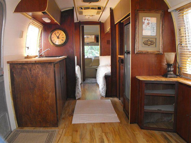 Bilderesultat For Vintage Airstream Interior Design