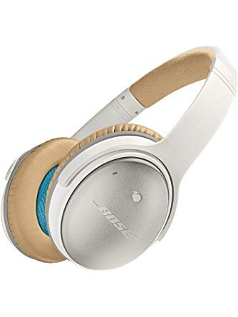 Bose QuietComfort 25 Acoustic Noise Cancelling Headphones for Apple devices, White ❤ Bose Corporation