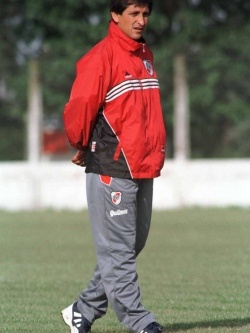 Ramón Díaz es el nuevo entrenador de River Plate  Por: EFE  - cali | 30/11/12