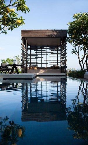 Get luxe in Bali #elleau #travel #bali