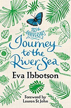 I started the Journey to the River Sea  by Eva Ibbotson as part of my #readathon session. I had a lovely 15th anniversary edition of this mo...