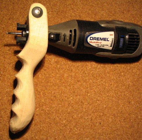 Get a Grip on Your Dremel. - Woodcarving Illustrated