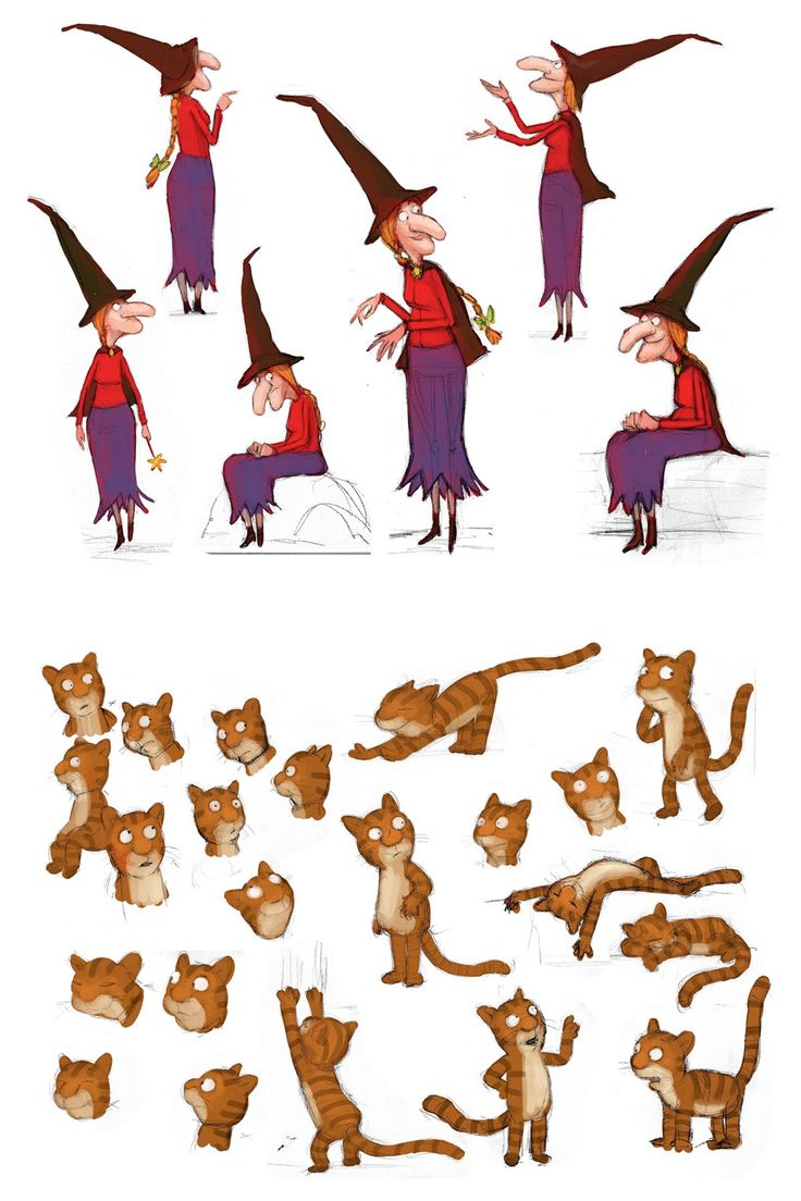Room_on_the_Broom_characters_1