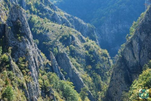 Romania is well known for its splendid mountains. Trascau Mountains from the west part of the country will offer you spectacular landscapes and unforgettable treks