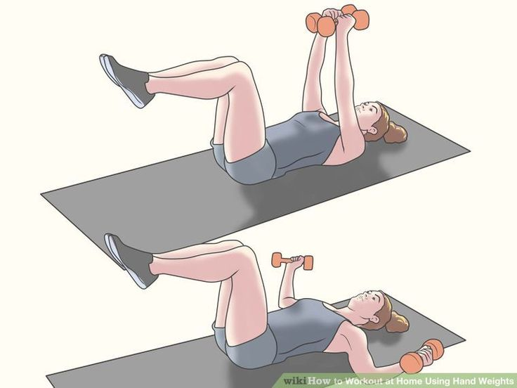 how to work on biceps wikihow