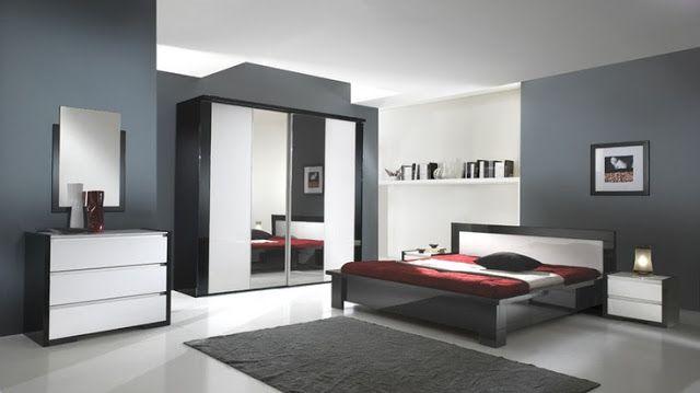 La Chambre A Coucher De Chambres A Coucher Modernes Chambre A
