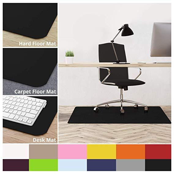 Casa Pura Office Chair Mat Hardwood