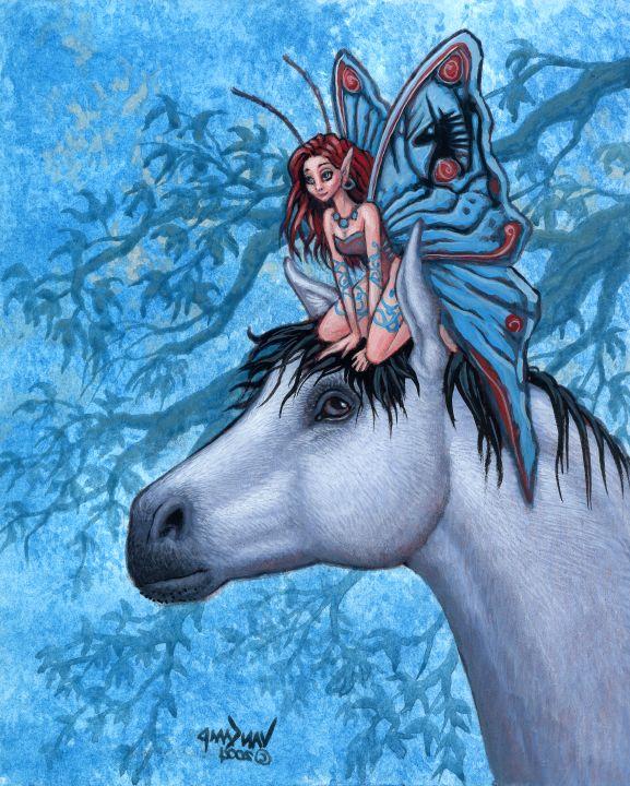 Quotes About Unicorns And Fairies. QuotesGram