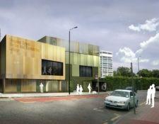 Stepney Green College, London http://floodprecast.co.uk/sectors/education/stepney-green-college-londan/