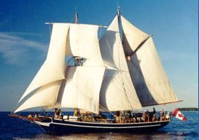 Tall Ship Playfair from Toronto, Ontario-CANADA will be participating in the 2013 Battle of Lake Erie Re-Enactment (1813) and Bicentennial Celebration at Put-In-Bay (South Bass Island).