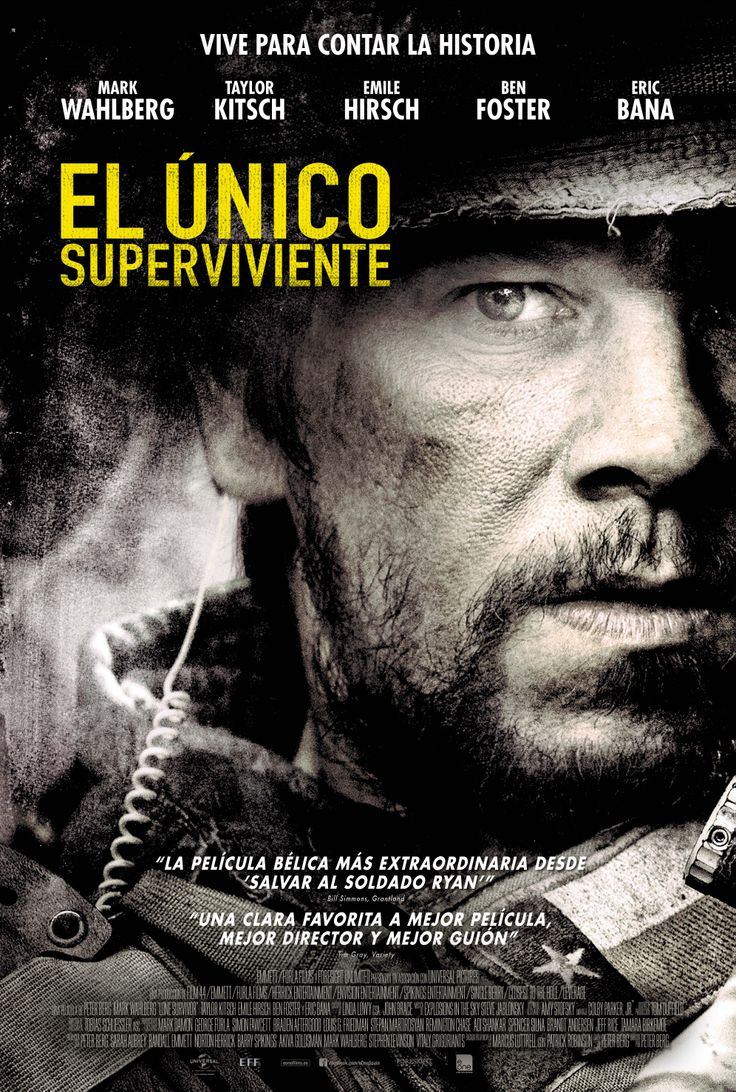 2013 - El único superviviente - Lone survivor - tt1091191