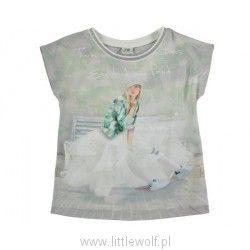 MAYORAL koszulka tiul 6054 32