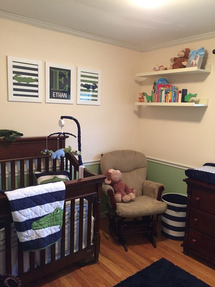 Alligator nursery