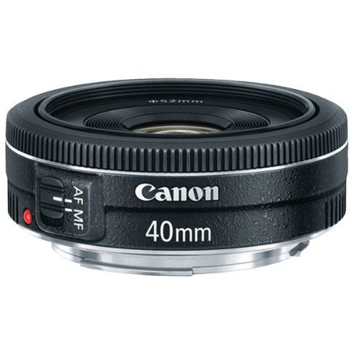 The Amazing CANON Ef 40mm F/2.8 Stm Lens Generic