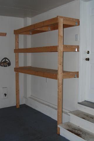 1000 Images About Diy Garage Storage Ideas On Pinterest