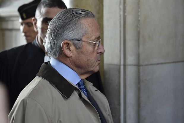Art dynasty heir Guy Wildenstein cleared of tax fraud