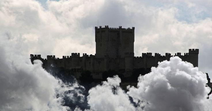 Castillo de Peñafiel, Valladolid, Spain