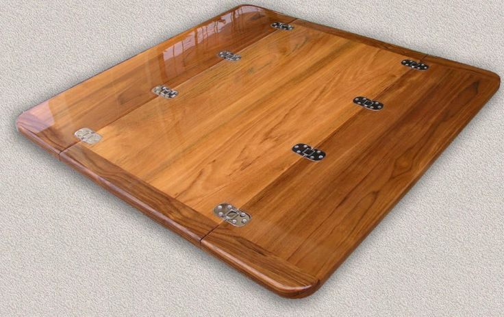 Teak Table Tops Custom Marine Woodwork Just Cool