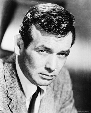 David Janssen, TV/film actor, songwriter (The Fugitive, Harry O, Richard Diamond, Private Eye) 1931-1980