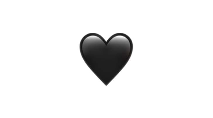 Your Signature Emoji According To Your Zodiac Sign Black Heart Emoji Heart Emoji Emoji