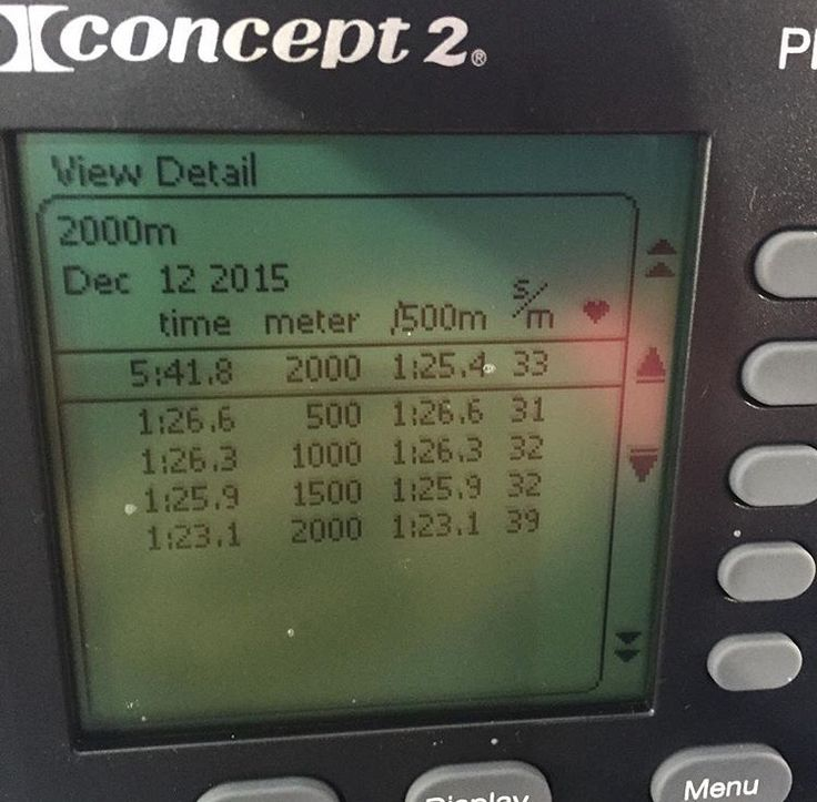 GB National team athlete Mo Sibhi's 2000m time at the England Indoor Rowing Championships. This guy is a locomotive.