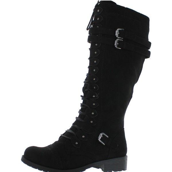 Best 25+ Knee high wedge boots ideas on Pinterest