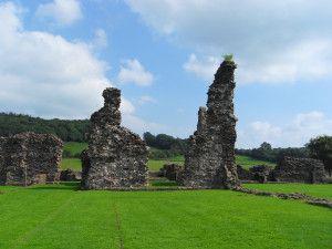 Medieval Lancashire: Sawley Abbey, Sawley village, near Clitheroe | Cistercian monastery