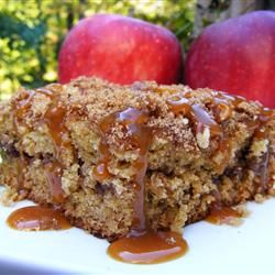 Fall Dessert Recipes: Apple Butter Spice Cake