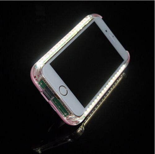 3in1 LED Light Up Selfie Luminous + Battery Case Cover+ Ring For iPhone7 /7 PLUS | iPhone 7 Accessories | Pinterest | Iphone 7, Iphone and Iphone 7 cases