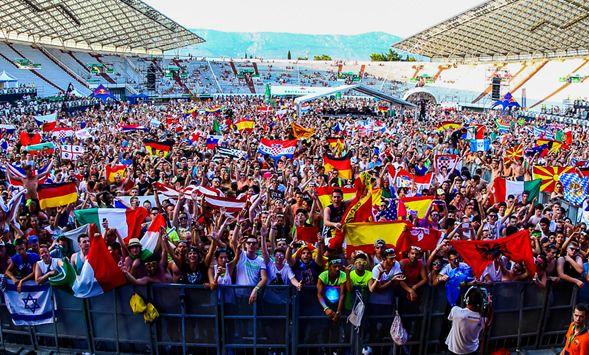 ULTRA EUROPE - ULTRA MUSIC FESTIVAL CROATIA 2014