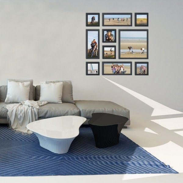 Mur de Cadres GOLIATH, à personnaliser avec vos photos... Retrouvez le en vente sur notre site