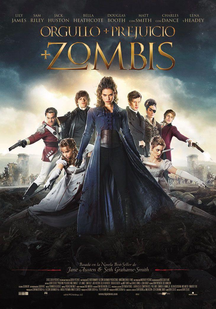 ¡Otro spot más para 'Orgullo+Prejuicio+Zombis (Pride and Prejudice and Zombies)'!