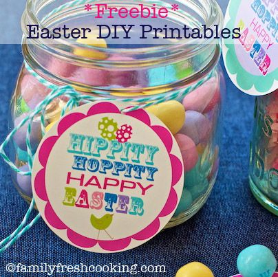 *FREEBIE* DIY Easter Printable tags for craft projects and gifts on FamilyFreshCooking.com ©Marla Meridith Photography and Design #crafts #FREEEaster Tags, Diy Easter, Easter Crafts, Easter Spr, Crafts Projects, Craft Projects, Easter Printables, Printables Tags, Free Printables
