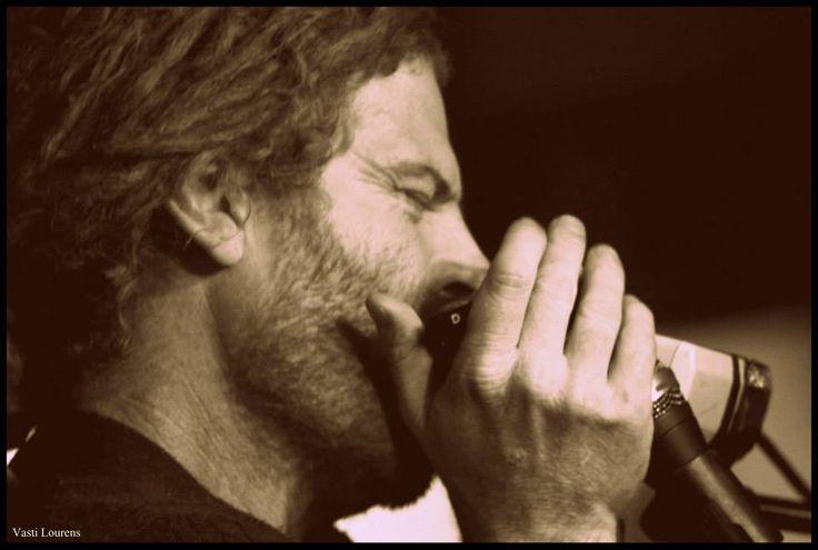 "Gerald Clark - Performance at ""Die Stoep"" in Nelspruit"