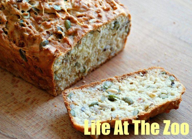 Bread recipe using yoghurt instead of yeast.