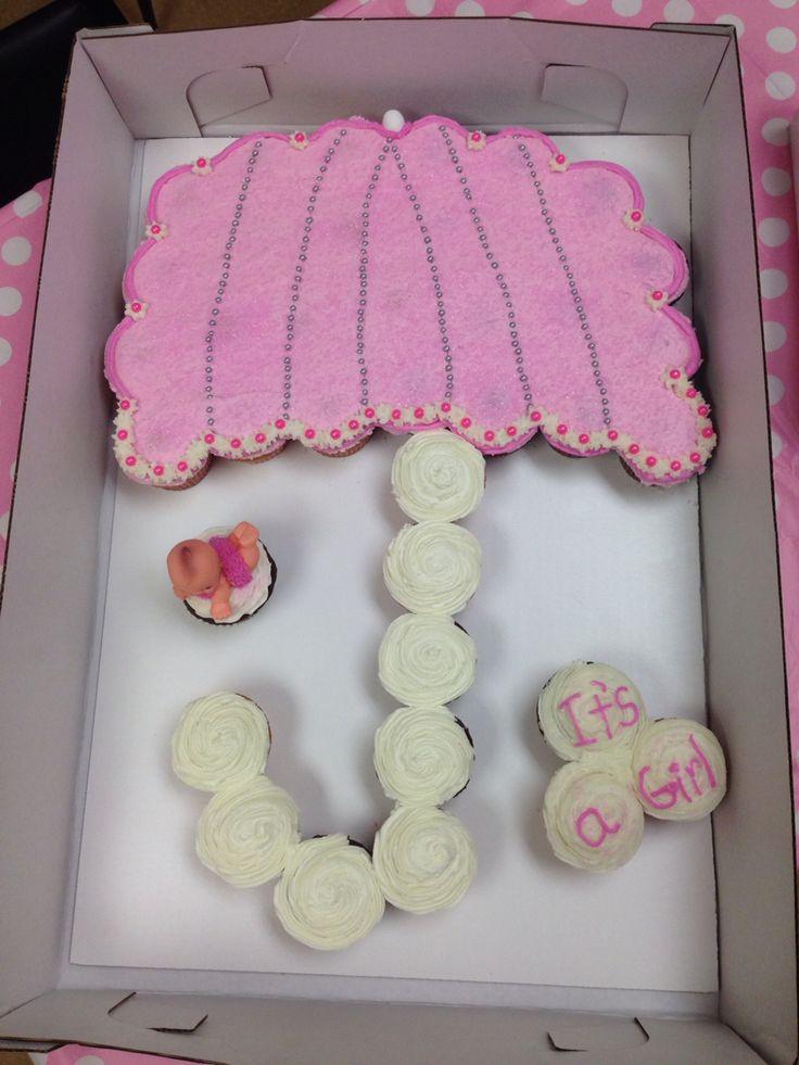 Cupcakes Umbrella