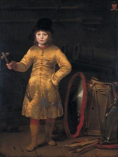 Ferdinand Bol, Otto van der Waeyen in Polish costume 1656, Rotterdam Museum Boymans van Beuningen