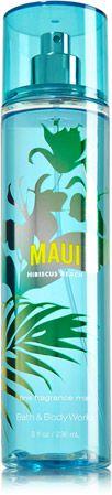 Maui Hibiscus Beach Fine Fragrance Mist - Signature Collection - Bath & Body Works