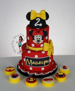 Cakes by Dusty: Madelyn Turns 2