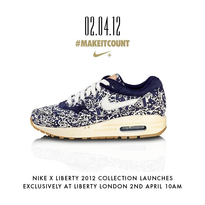 What a really disappointing drop this time round from the Nike x Liberty  London collaboration. The duo's work has always been an aquired taste but a  number ...