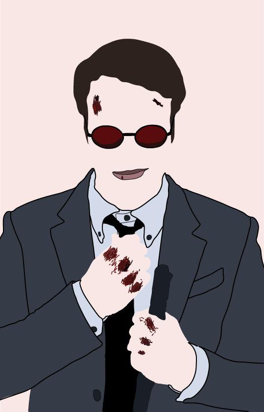 Daredevil- poster