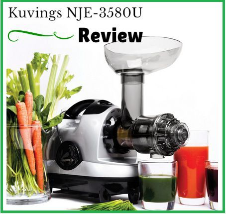 kuvings masticating slow juicer review