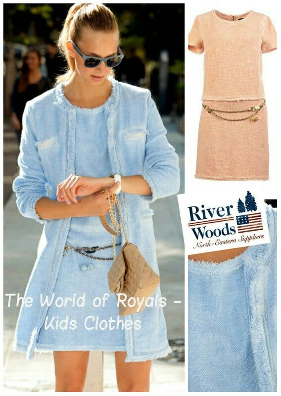Mijn zomerjurk en zomerjas van riverwoods 2014  !