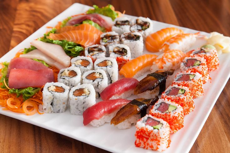 Sushi...or not Sushi, that is the question