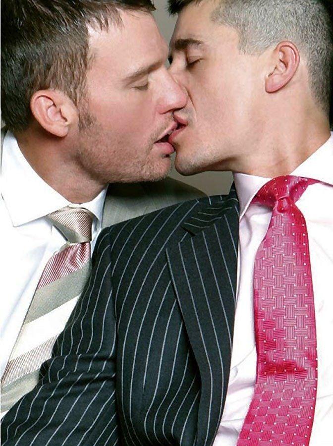 from Edward gallery gay kissing man