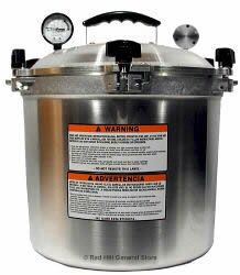 All American canner. Solid as they come. The only thing I'll use.