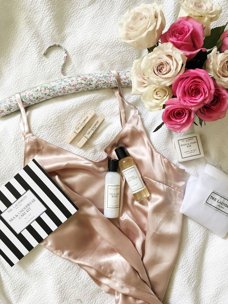 Your delicates deserve an extra delicate touch. When you've invested in a brand or style you love, it's important to care for intimates correctly. Clean and preserve your lingerie with The Laundress Bra & Underwear Care Kit, a curated collection of products needed for a start-to-finish solution for laundering your delicates the right way.