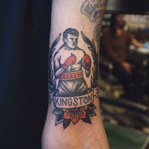 Boxing Tattoo Quotes Pin Tattoos On Pinterest