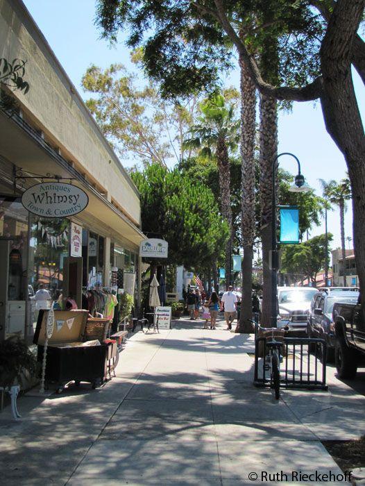 Linden Avenue, Carpinteria, California