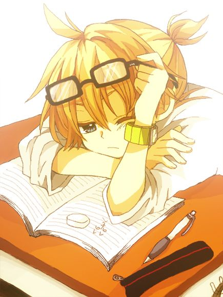 17 Best images about Rin y Len Kagamine on Pinterest   The lemons ...
